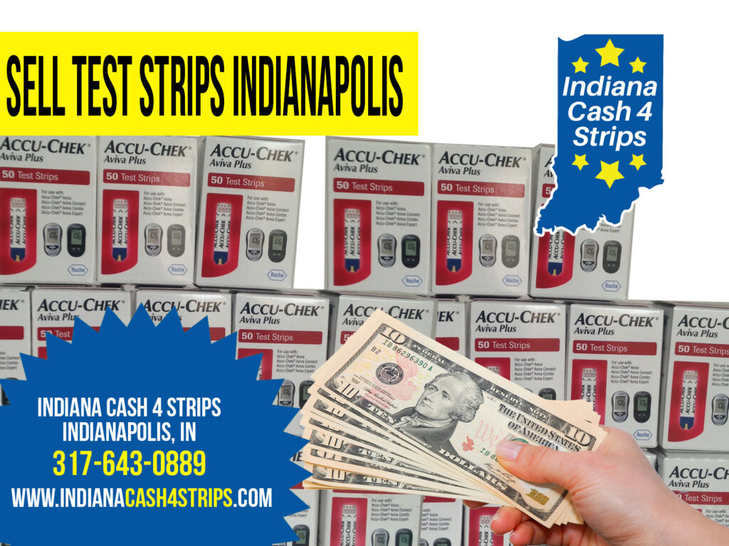 Sell Test Strips Indianapolis