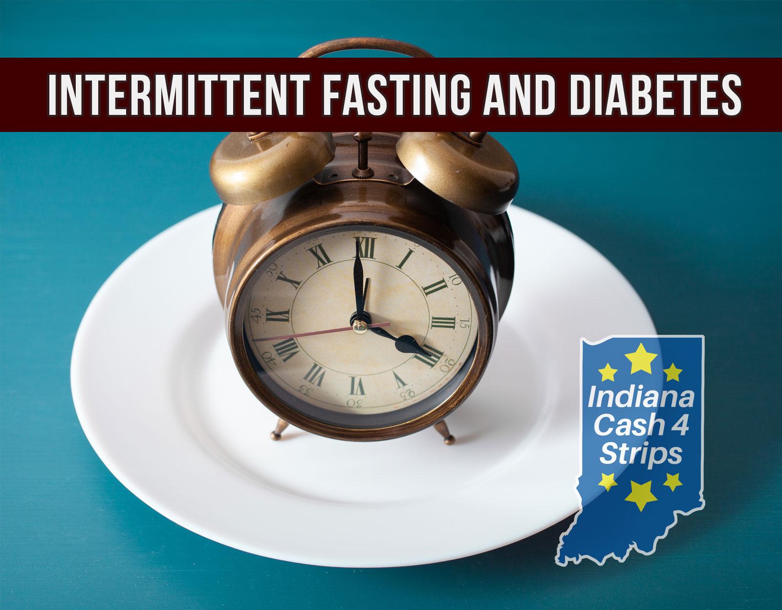 intermittent fasting help diabetes
